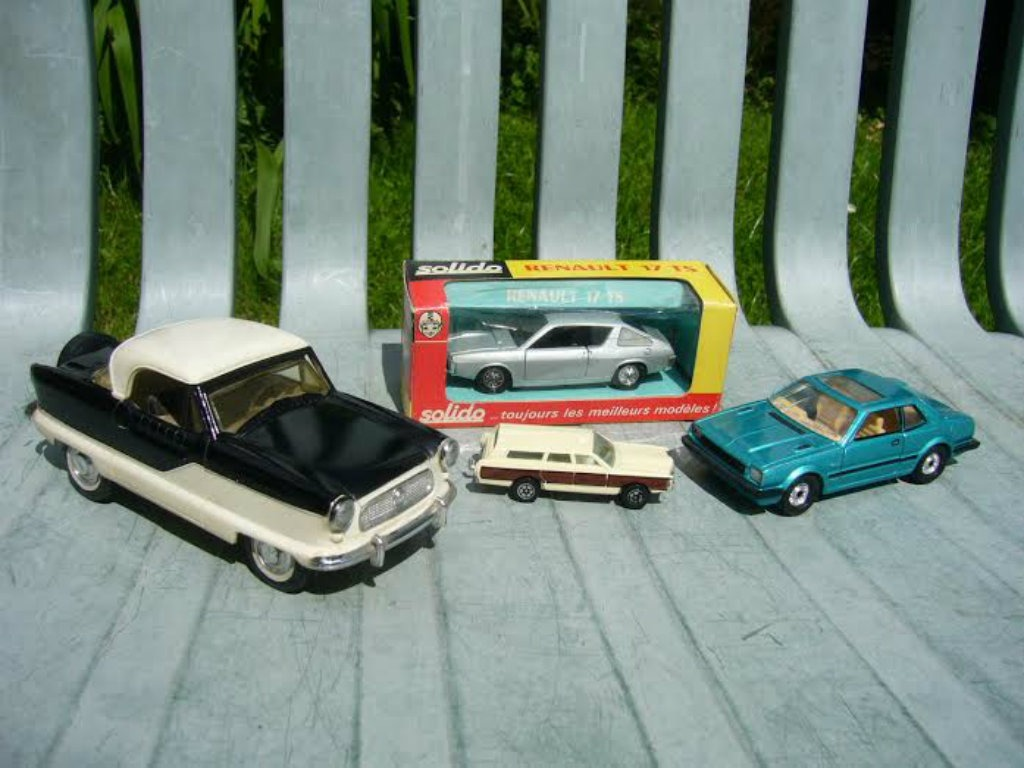 My A-Z favourite Diecast Model Cars!