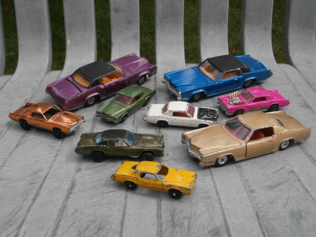 Some must have 1967 Cadillac Eldorado diecasts
