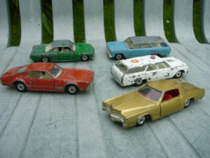 There's more to diecast model car collecting than Dinky Toys!