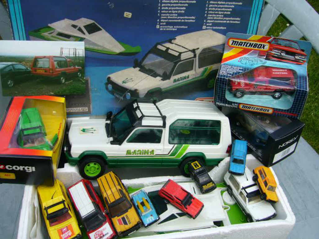 Your Dream Car…In Diecast