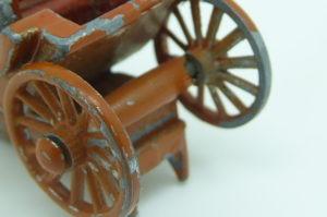 Original wheel ladder