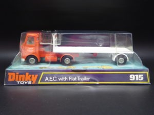 Dinky 915 AEC with Trailer