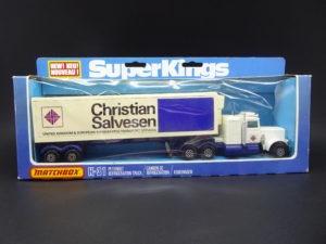 Matchbox Superkings K-31 Peterbilt Truck