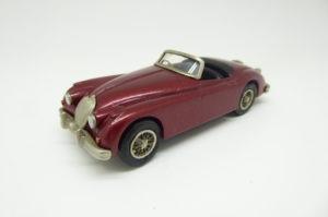 Auto Replicas No. 36 1958 Jaguar XK150
