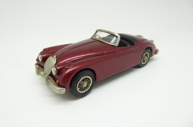 Auto Replicas No. 36 1958 Jaguar XK150