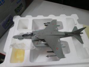 Franklin Mint Harrier