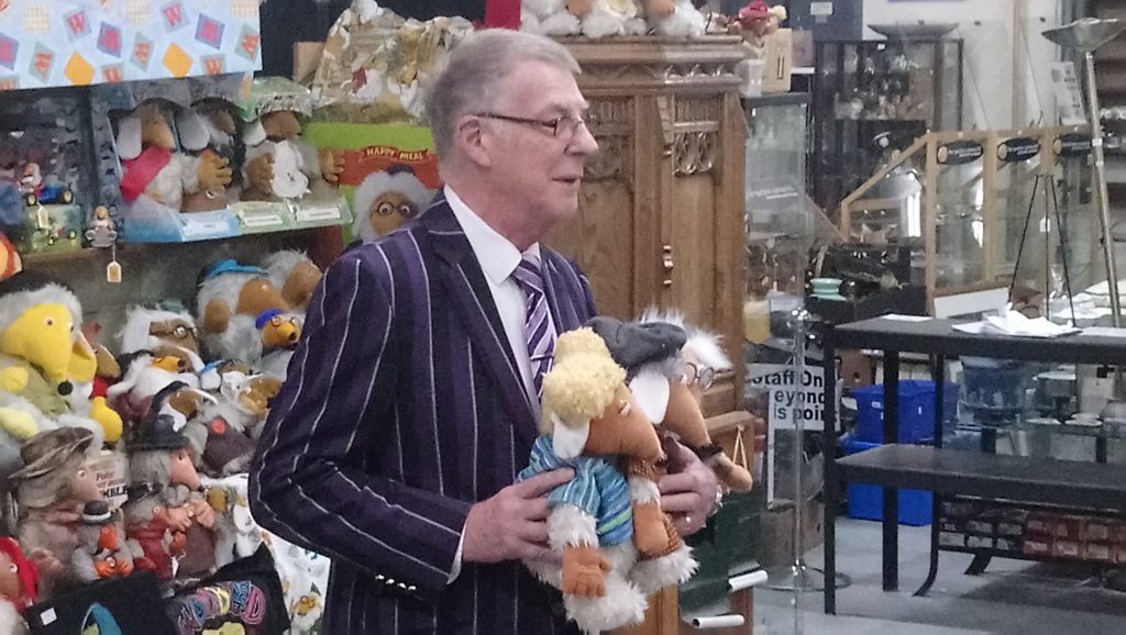 Michael - Our Auctioneer