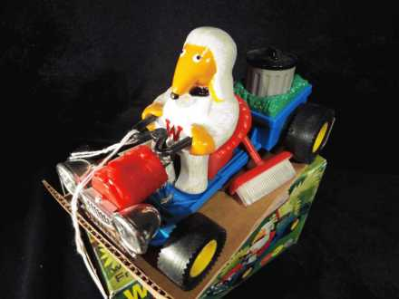 Marx Plastic Friction Car