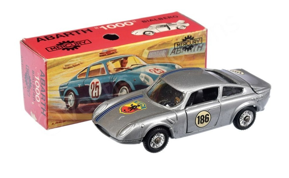 A Diecast Rarity by Mercury